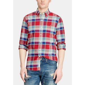 Polo Ralph Lauren Classic Fit Stripe Oxford Shirt